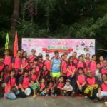 Top Builders Group Participated in Care Action Hiking and Running Competition