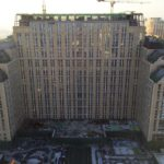 Top Builders Group Completed Construction of Tower Superstructure for the Parisian (Venetian Parcel 3)