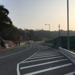 Road to Coloane Ka-Ho Tunnel – Section 1
