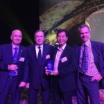 Top Builders Group Awarded 2016 Sands Supplier Excellency Award for Project Management